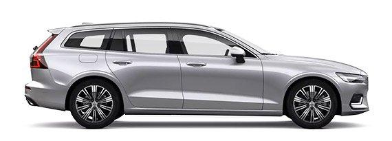 Nuova Volvo V60 - Concessionaria Veglio, Alba