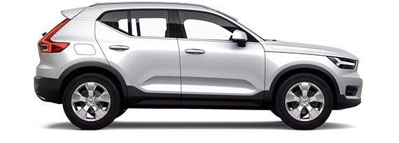 Nuova XC40 - Veglio Concessionaria Auto