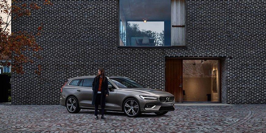 Vieni in concessionaria a provare la nuova Volvo V60