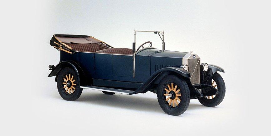 Alla scoperta del registro storico Volvo