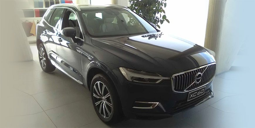 Volvo XC60 II D4 AWD Inscription Geartronic KM0 a € 47.500