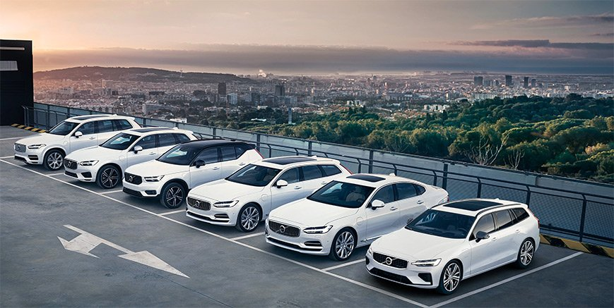 Volvo Recharged Week / 16-23 Novembre