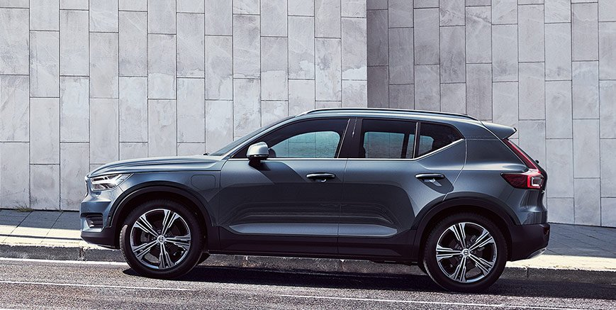 XC40 T5 Recharge Plug-in
