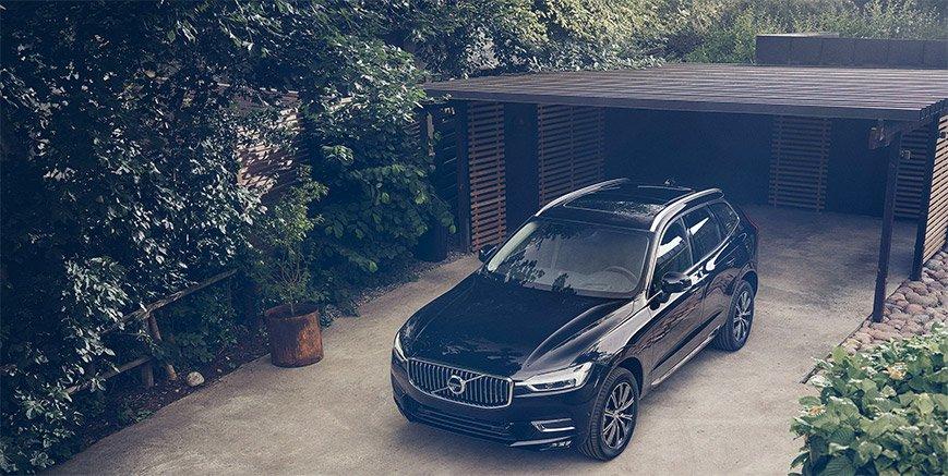 Volvo XC60. Tua con canone di noleggio da 392 euro