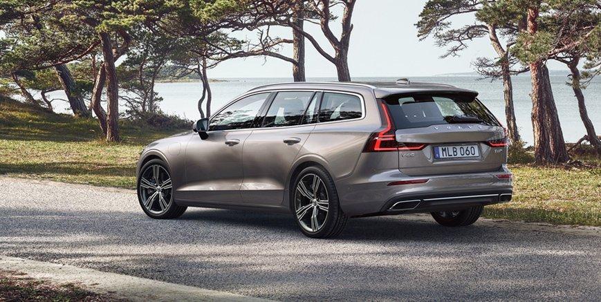 Volvo V60. Per la sicurezza di ogni persona.