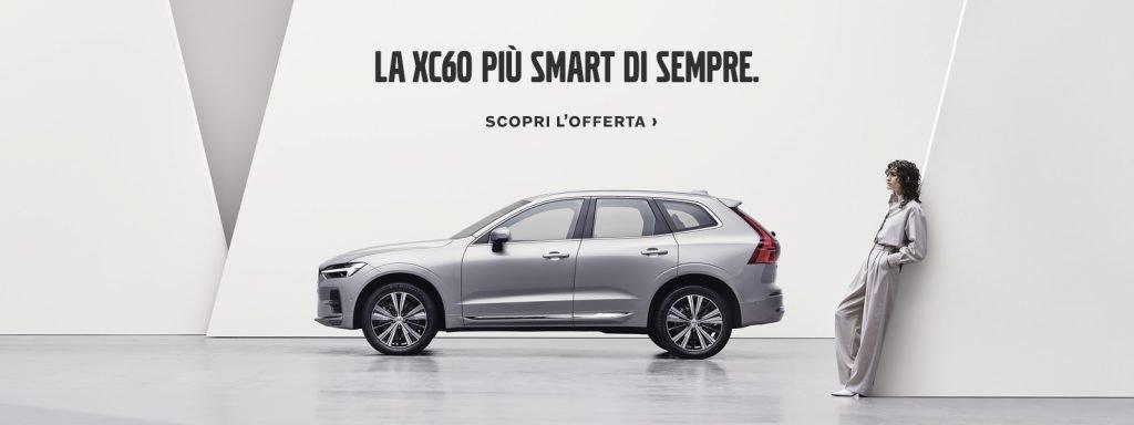 LA XC60 PIU' SMART DI SEMPRE