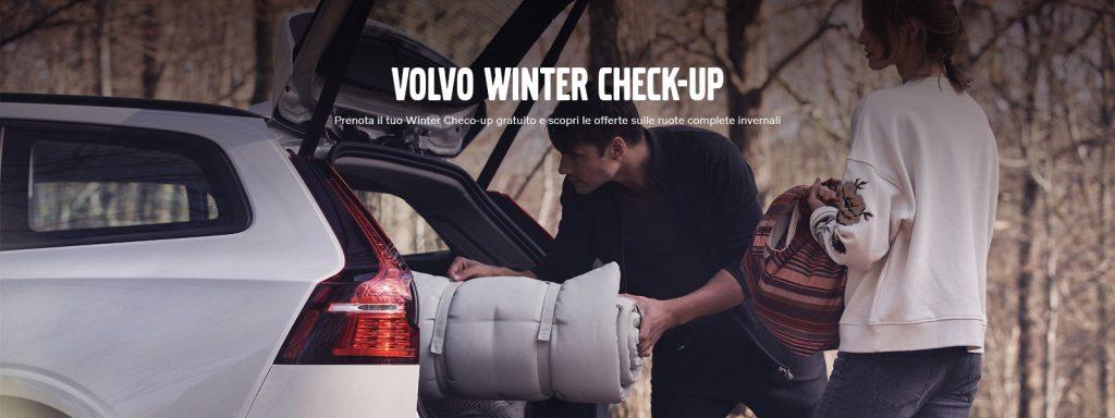 Volvo Winter Check-up